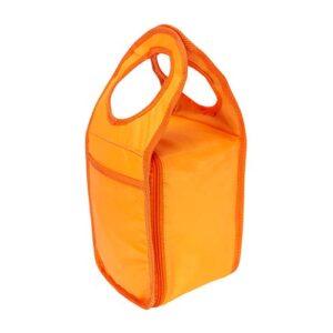 SIN 129 O lonchera lille color naranja
