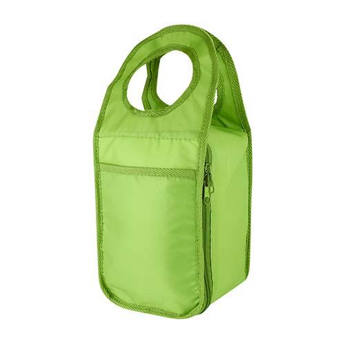 SIN 129 V lonchera lille color verde