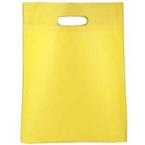 SIN 131 Y bolsa cimboa color amarillo
