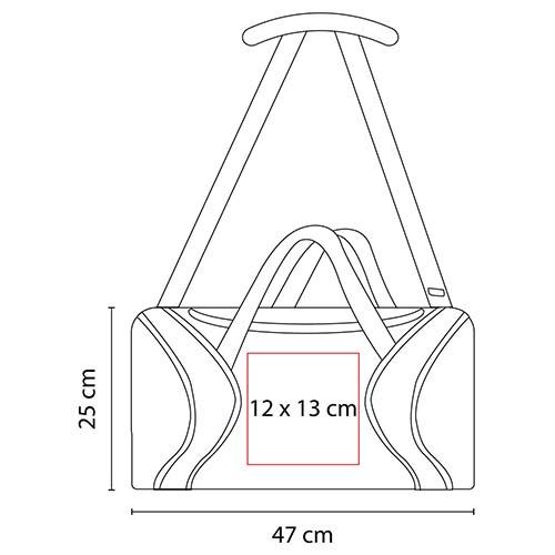 SIN 133 R maleta ming color roja 2