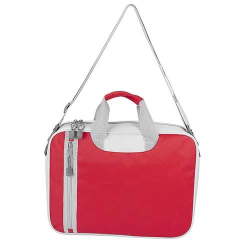 SIN 136 R porta laptop danuvio color rojo