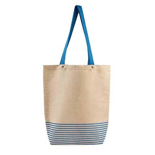 SIN 138 A bolsa mezzola color azul