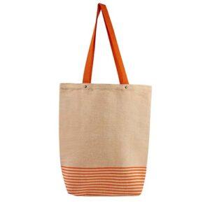 SIN 138 O bolsa mezzola color naranja