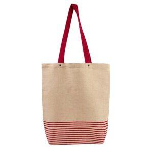 SIN 138 R bolsa mezzola color rojo
