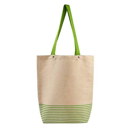 SIN 138 V bolsa mezzola color verde