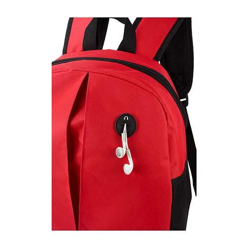 SIN 148 R mochila keit color rojo 2