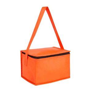 SIN 156 O lonchera ziar color naranja