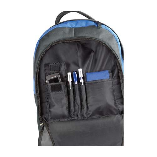 SIN 159 A mochila cambridge color azul 2