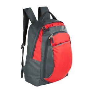 SIN 159 R mochila cambridge color rojo