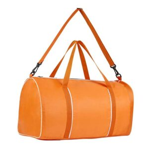 SIN 162 O maleta jonia color naranja