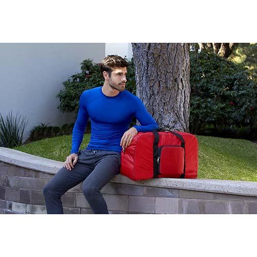 SIN 165 R maleta kalasin color rojo
