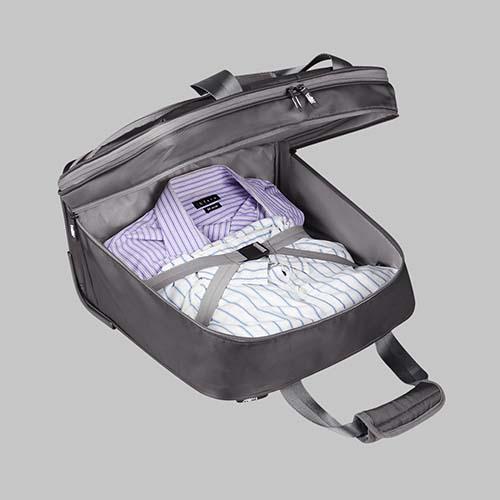SIN 169 G maleta varenna color gris 6