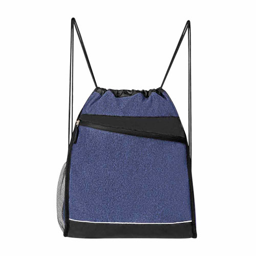 SIN 201 A bolsa mochila trimmis color azul 3