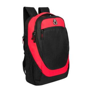SIN 208 R mochila algarve color rojo