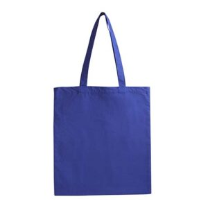 SIN 210 A bolsa cotton slim color azul