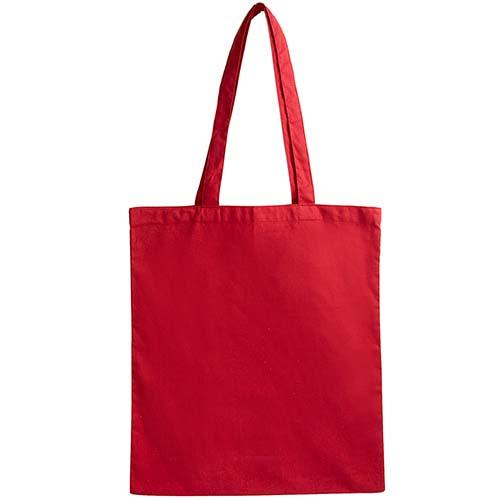 SIN 210 R bolsa cotton slim color rojo 3