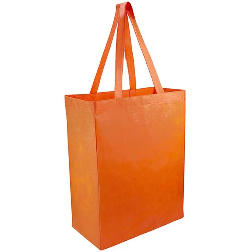 SIN 230 O bolsa ecologica environment naranja 1