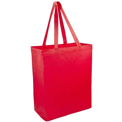 SIN 230 R bolsa ecologica environment rojo 4