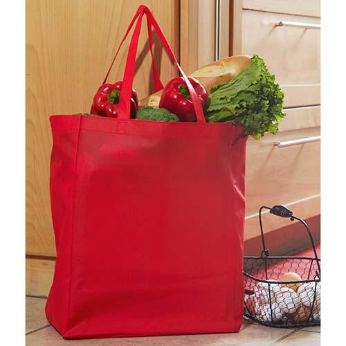 SIN 230 R bolsa ecologica environment rojo