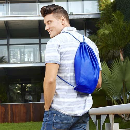 SIN 235 A bolsa mochila astorga color azul 2