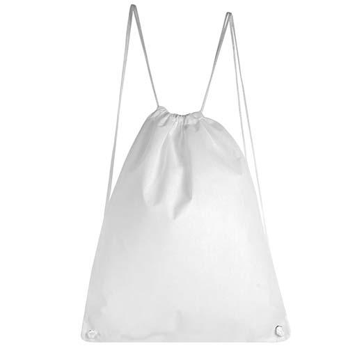 SIN 235 B bolsa mochila astorga color blanco 3