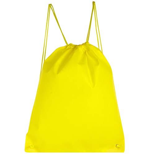 SIN 235 Y bolsa mochila astorga color amarillo