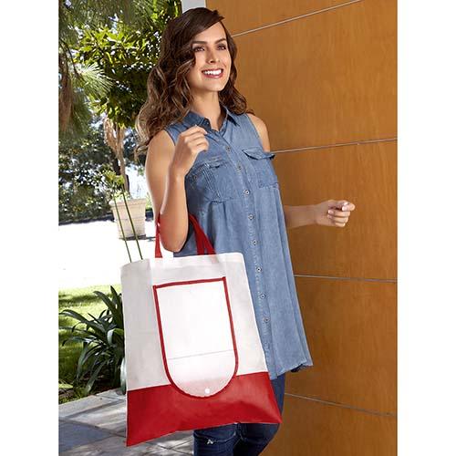 SIN 238 R bolsa tarafa color rojo 2