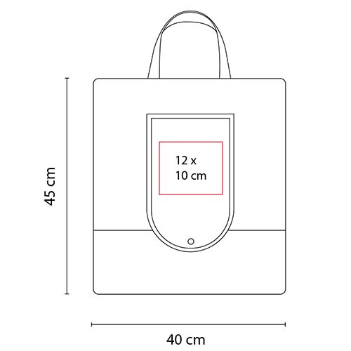 SIN 238 R bolsa tarafa color rojo 3