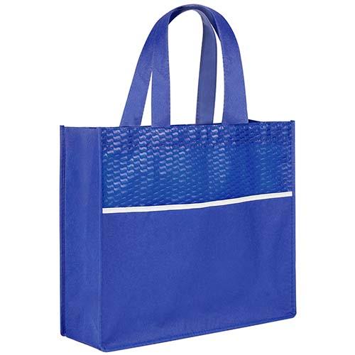 SIN 340 A bolsa tasu color azul
