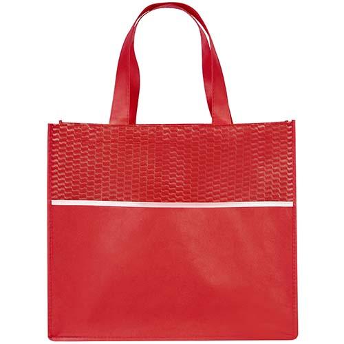 SIN 340 R bolsa tasu color rojo