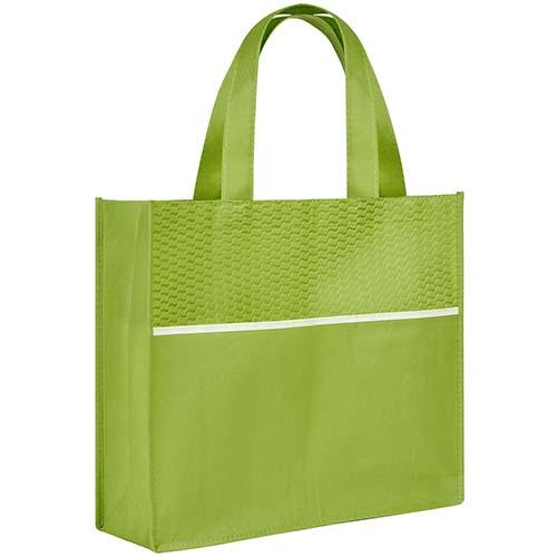 SIN 340 V bolsa tasu color verde