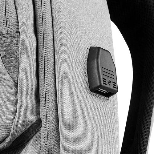 SIN 345 G mochila cartaya color gris 3