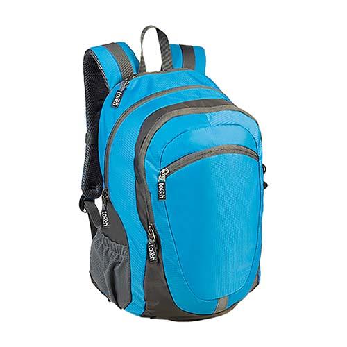 SIN 903 A mochila adventure color azul 1