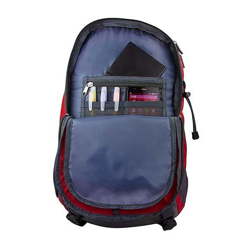 SIN 903 R mochila adventure color rojo 3