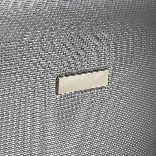 SIN 905 S maleta venecia color plata 5