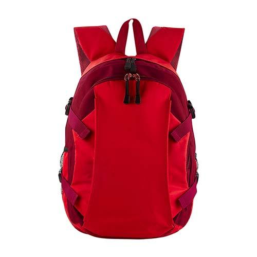 SIN 915 R mochila bitono nova color rojo 3