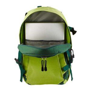 SIN 915 V mochila bitono nova color verde