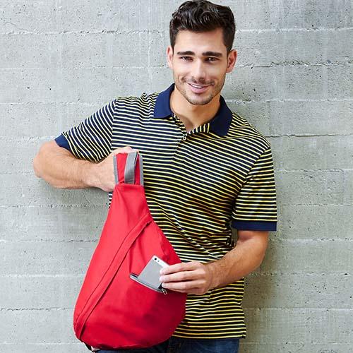 SIN 922 R mochila dobrich color rojo