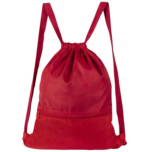 SIN 933 R bolsa mochila anshar color rojo