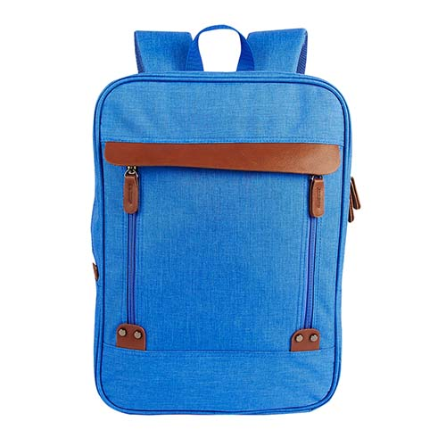 SIN 965 A mochila haisla color azul