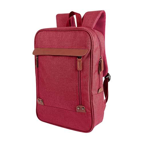 SIN 965 R mochila haisla color rojo 5