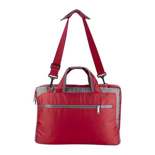 SIN 970 R porta laptop barletta color rojo