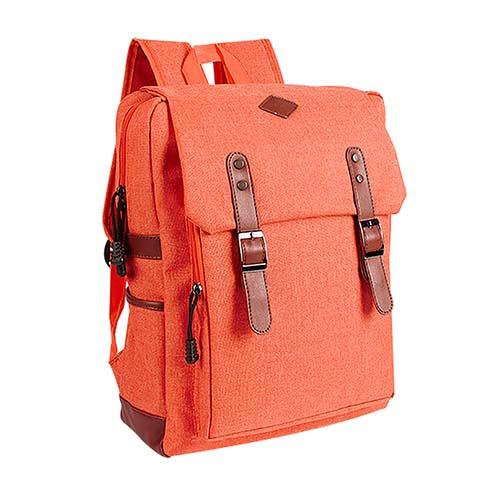 SIN 971 O mochila skadi color naranja 1