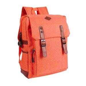 SIN 971 O mochila skadi color naranja