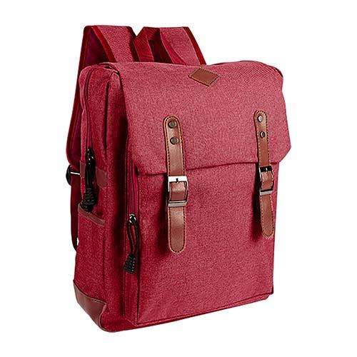 SIN 971 R mochila skadi color rojo