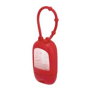SLD 030 R gel antibacterial imanpa color rojo