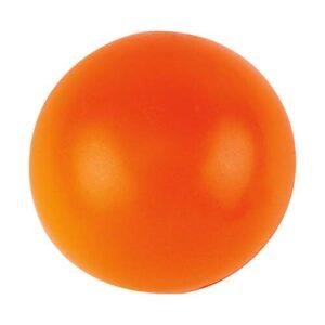 SOC 013 O pelota anti stress lisa naranja