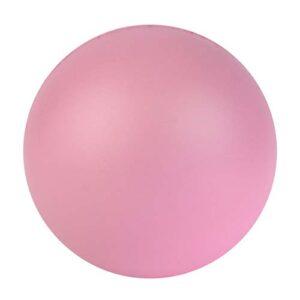 SOC 013 P pelota anti stress lisa color rosa