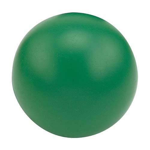 SOC 013 V pelota anti stress lisa color verde 3