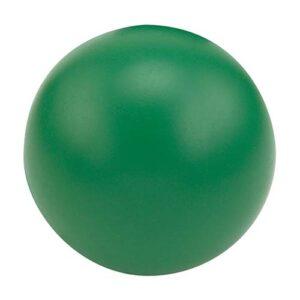 SOC 013 V pelota anti stress lisa color verde